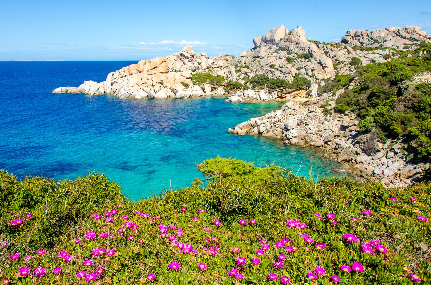West Coast Italy Beaches