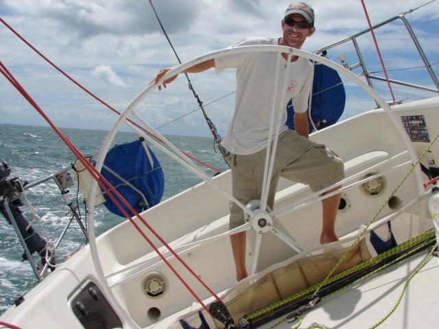 A skipper.