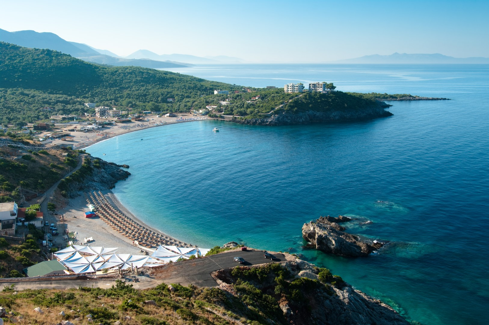 Albania_Jal_Bay_beach