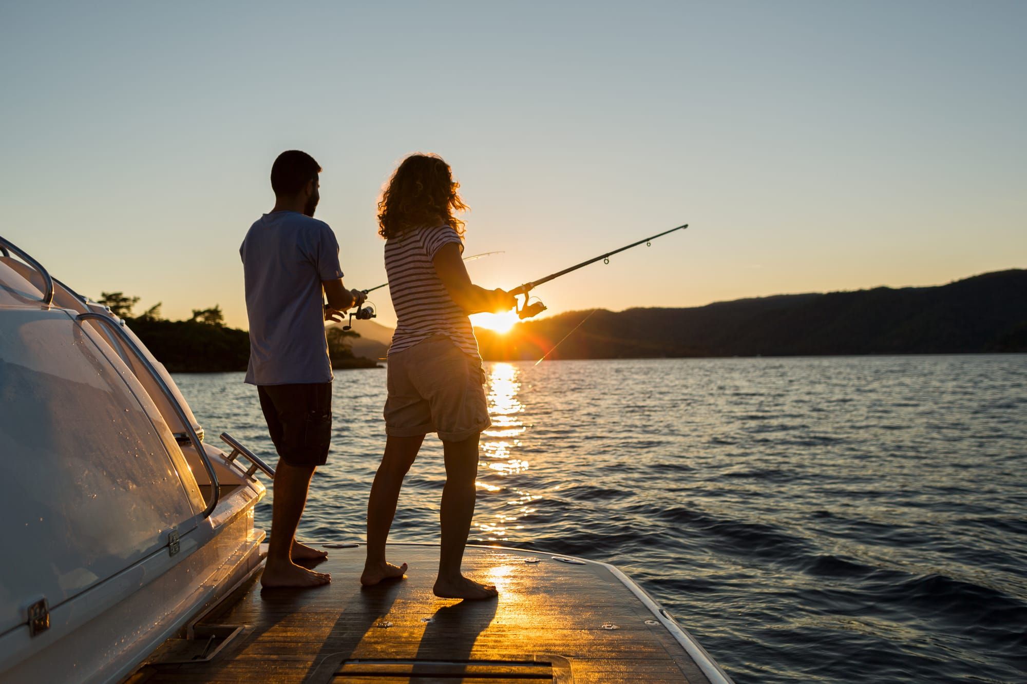 Sailing And Fishing | Cooking & Eating Out | SailingEurope Blog