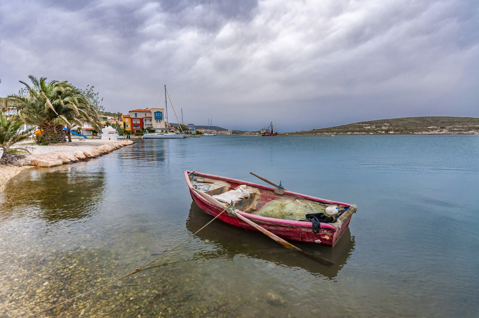 Turkey_Izmir_Alacati_port