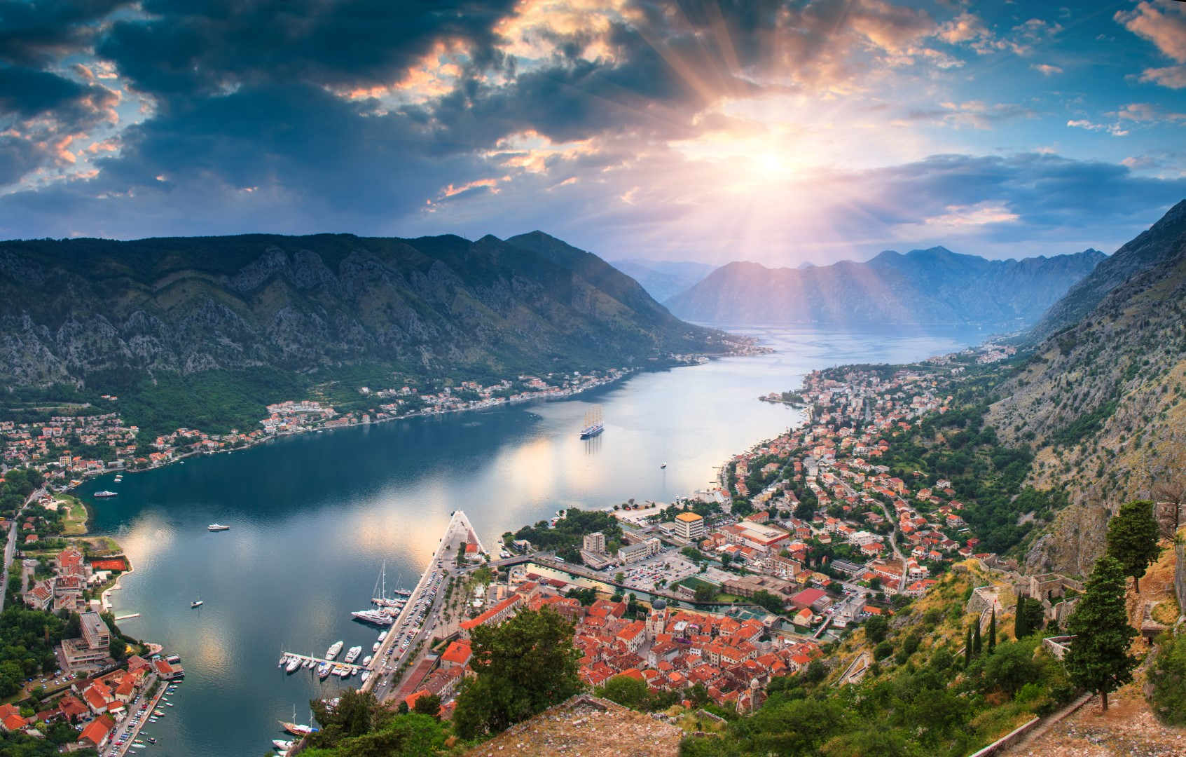 Most Beautiful Places To Visit Sailing In Montenegro