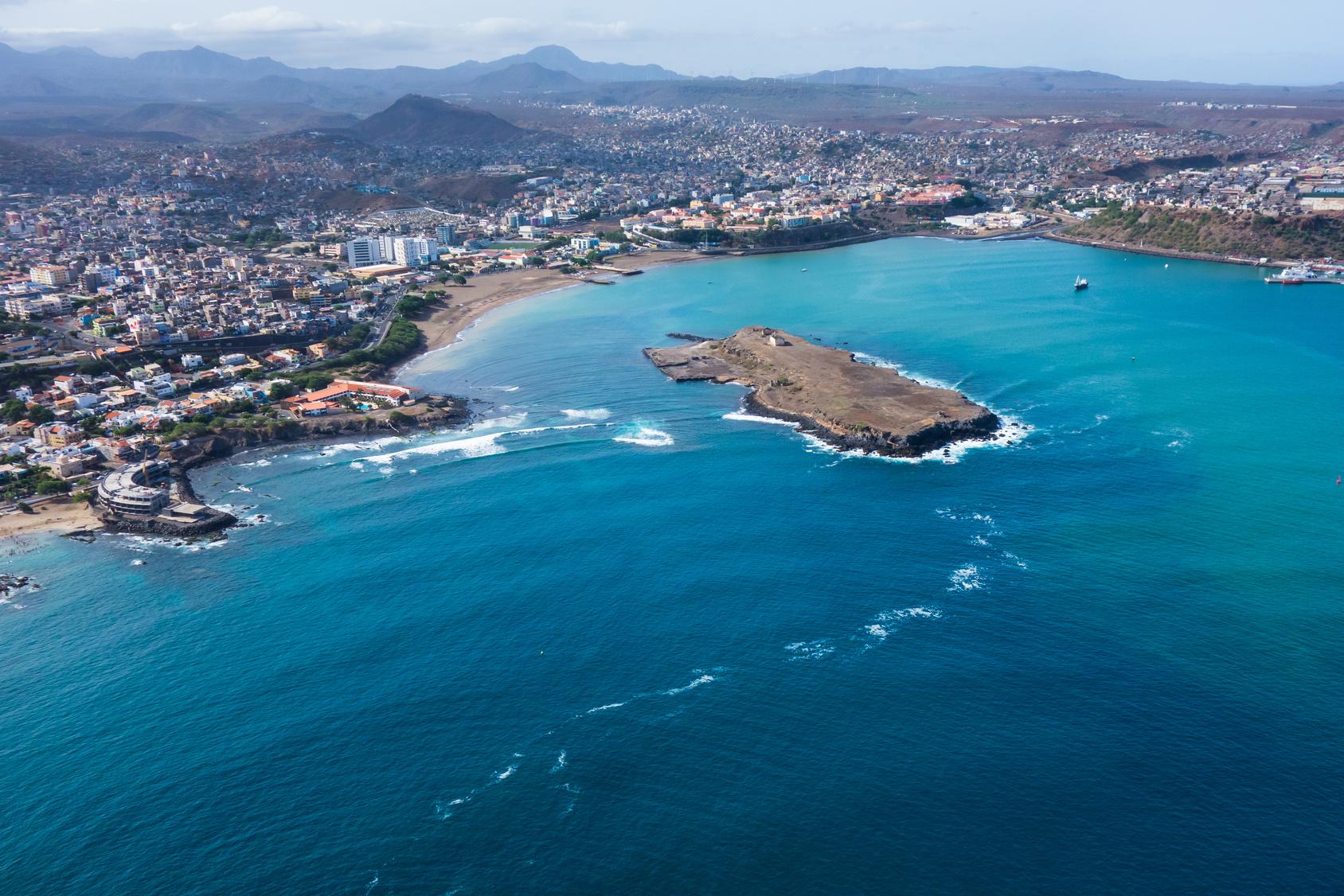 The traverse sailing the mediterranean sea - Cabo verde senegal ...