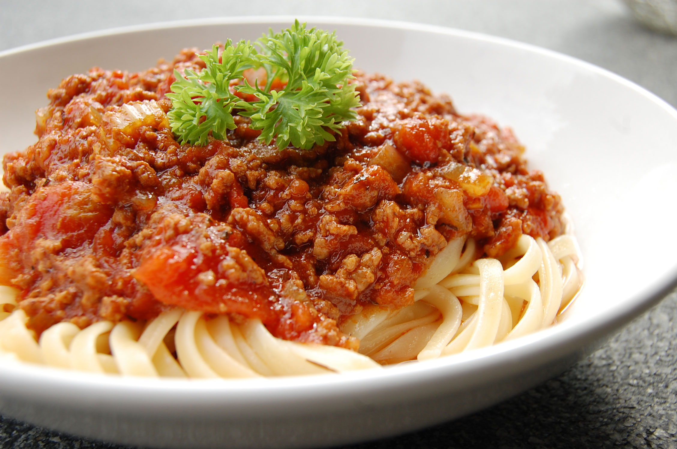 Sailing as an Inspiration for Cooking 'Bolognese'