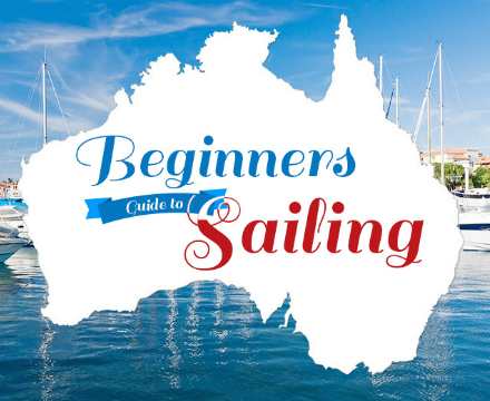 Beginners guide to sailing