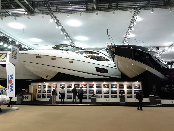 Boat Show London