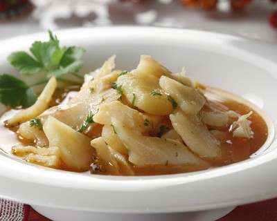 Codfish Stew Croatian Recipe