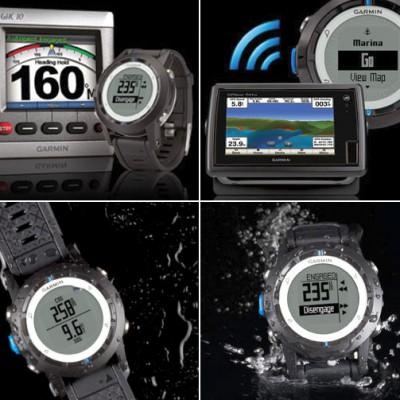 Garmin Marine Watch