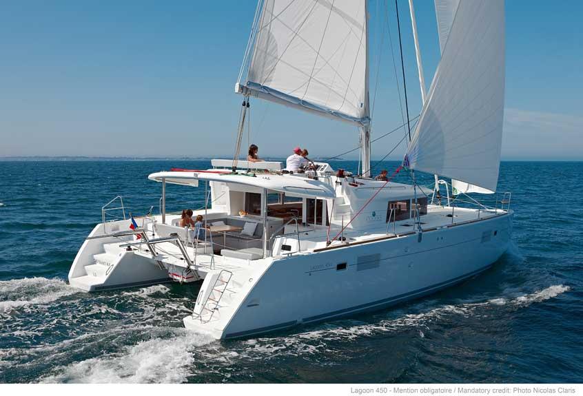 Catamaran Lagoon 450