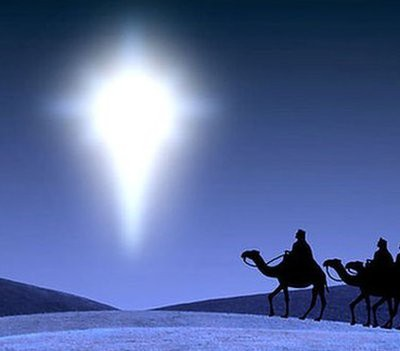 The Three Kings and the Star of Bethlehem