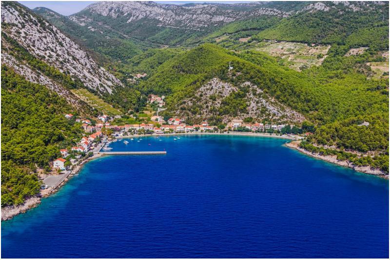 Trstenik Dalmatia