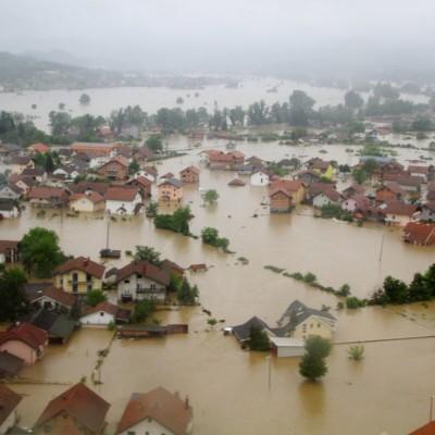 Balkan's Flooding