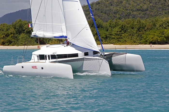 Have You Ever Chartered A Trimaran?