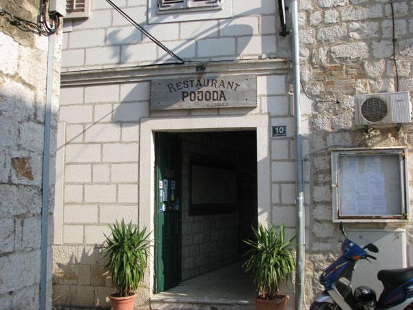 Restaurant Pojoda