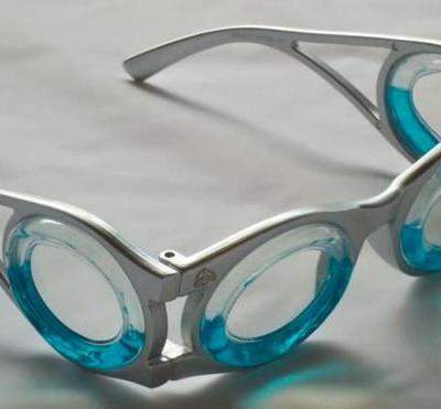Seasickness Glasses