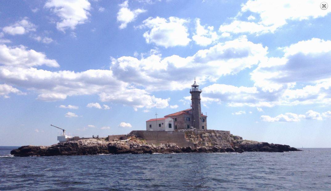Lighthouse Sv. Ivan