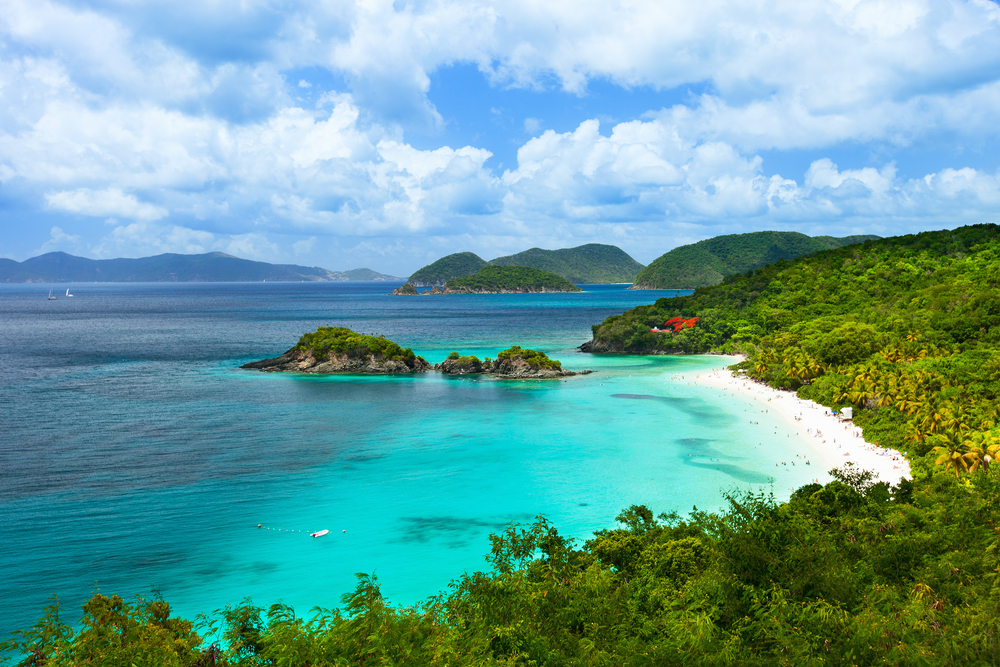 Can You Live On The Us Virgin Islands