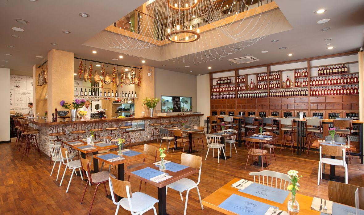 Bokeria restaurant