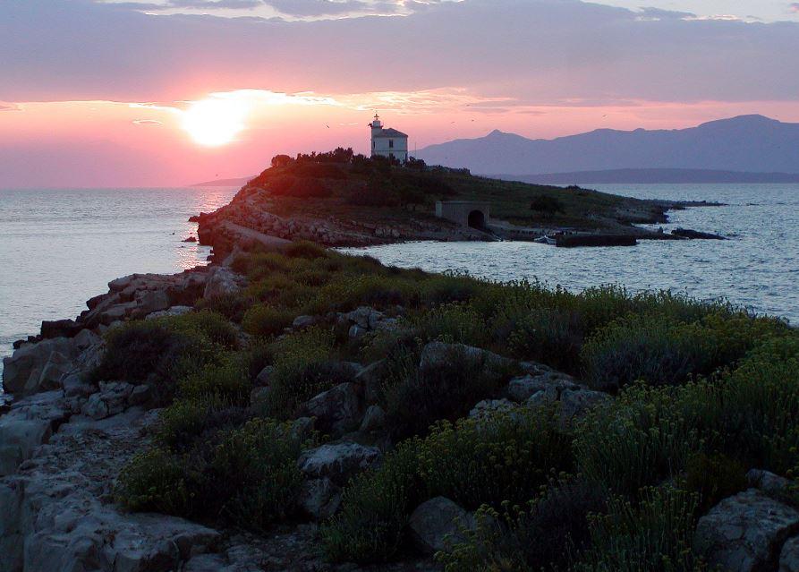 Prigradica Lighthouse