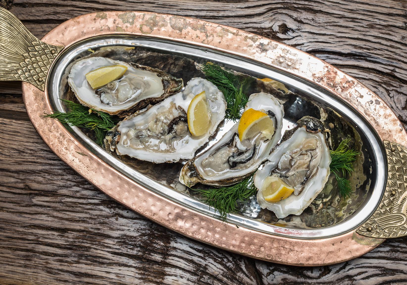 Mediterranean shellfish