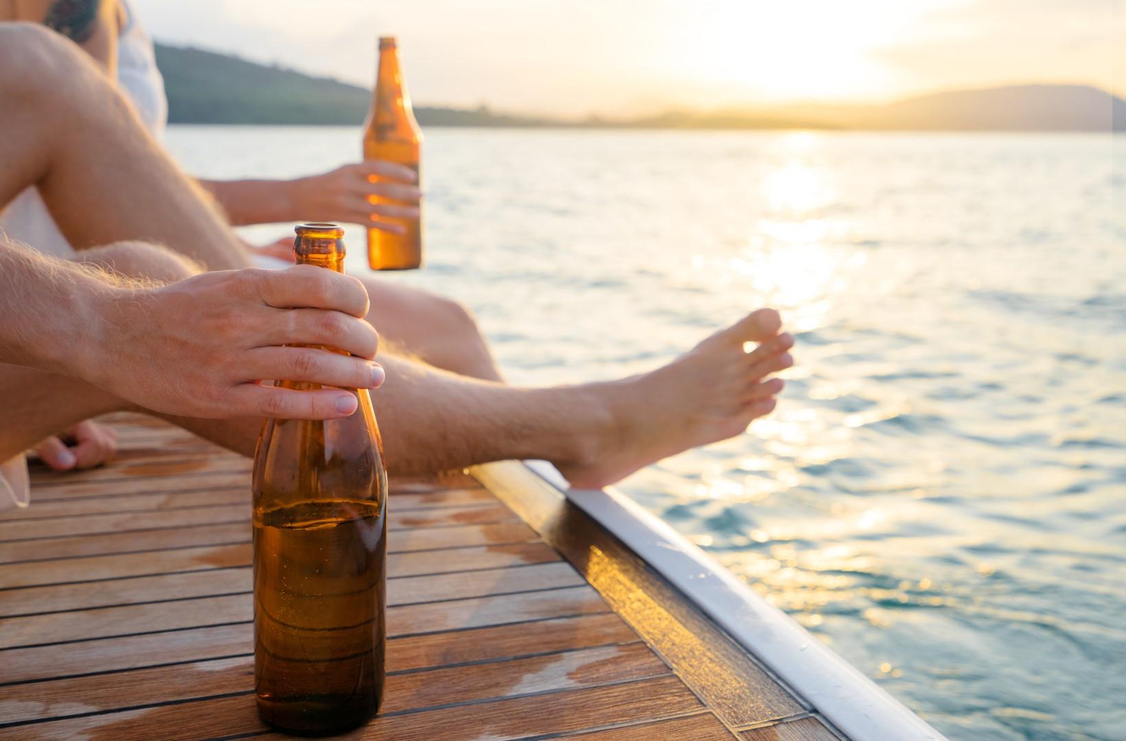 Beer onboard