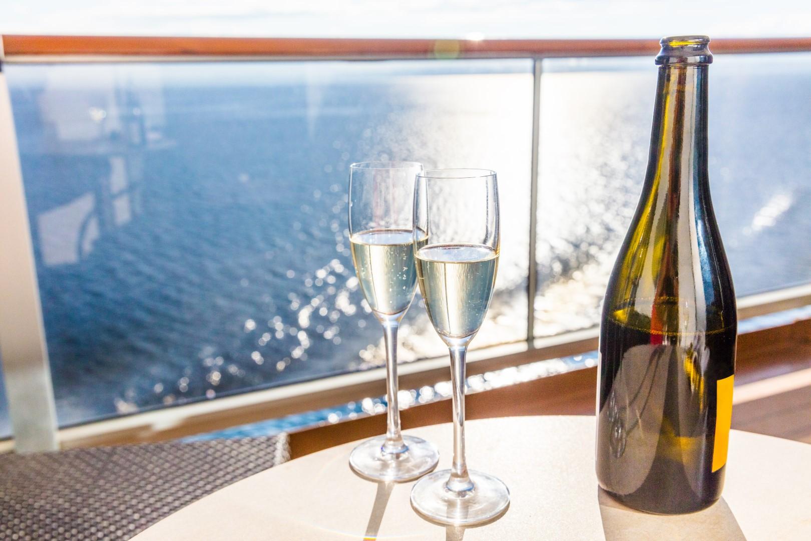 Wine onboard