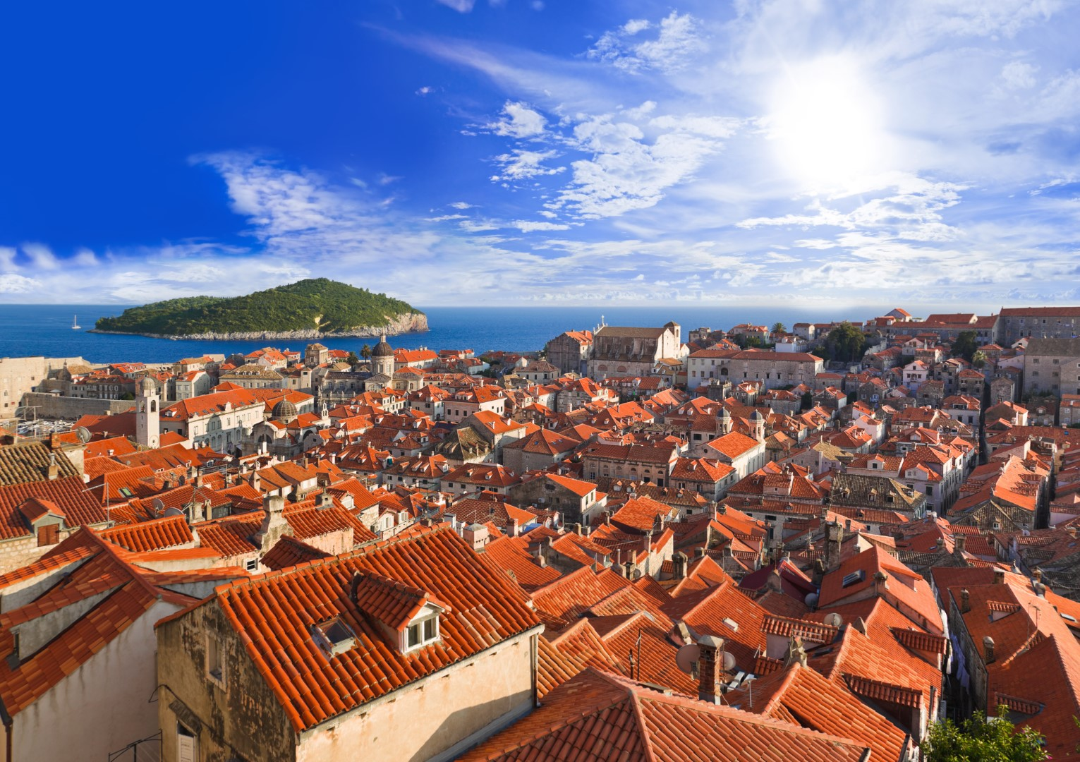 Game of thrones filming locations in Dubrovnik, Croatia