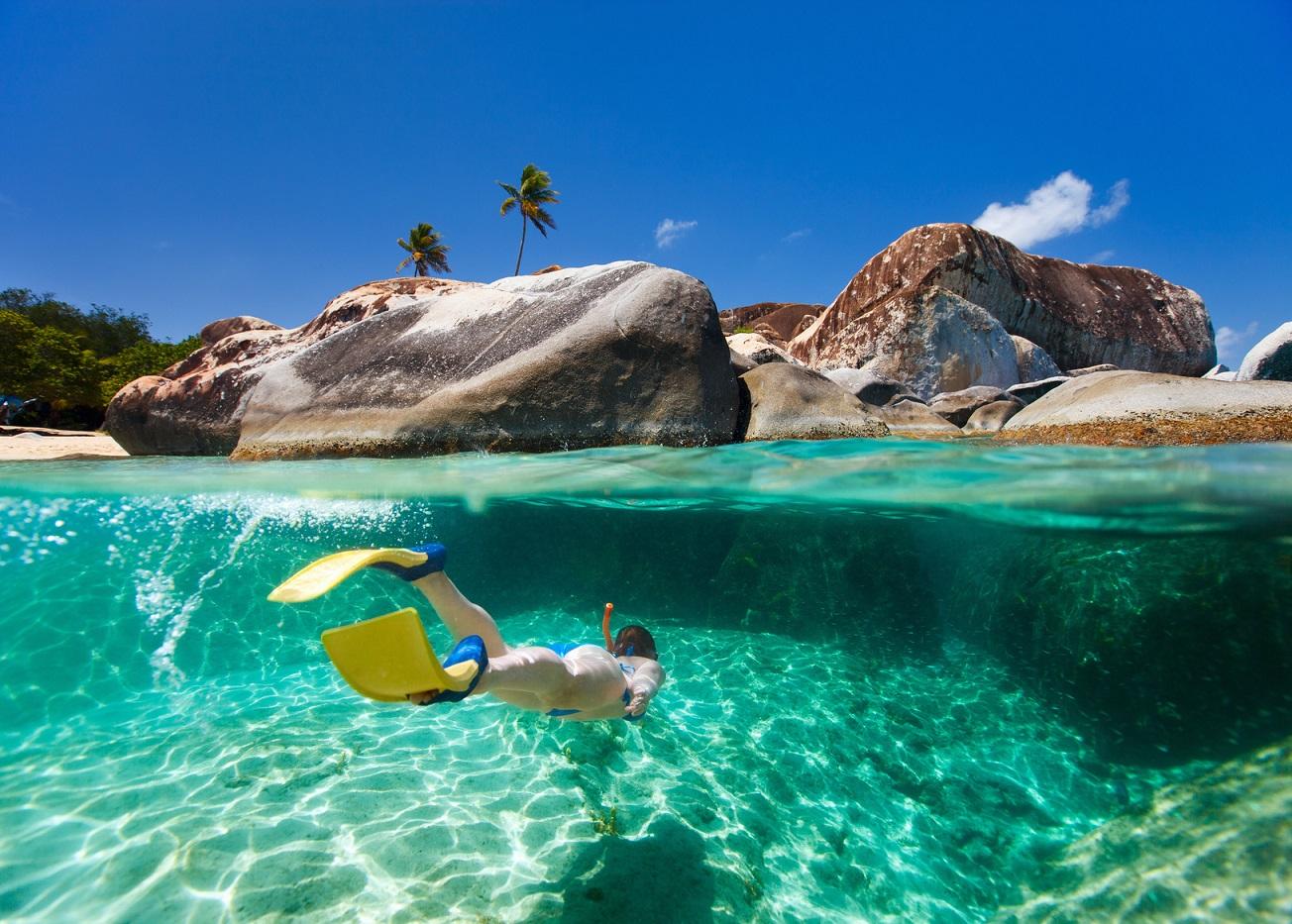 sailing holidays in Tortola, British Virgin Islands, the Caribbean
