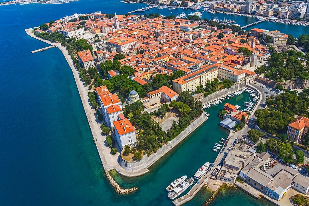 sailing holidays in croatia, zadar