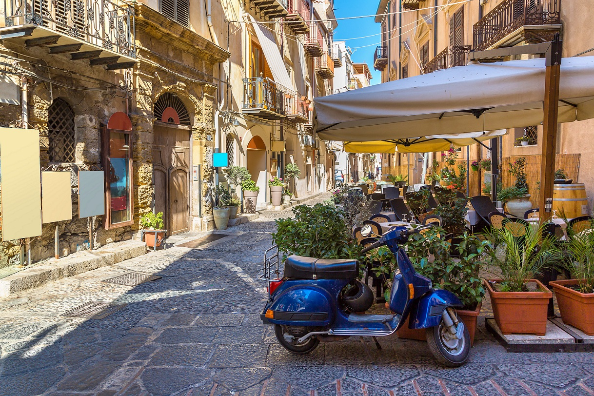 sailing holidays in Italy, Sicily