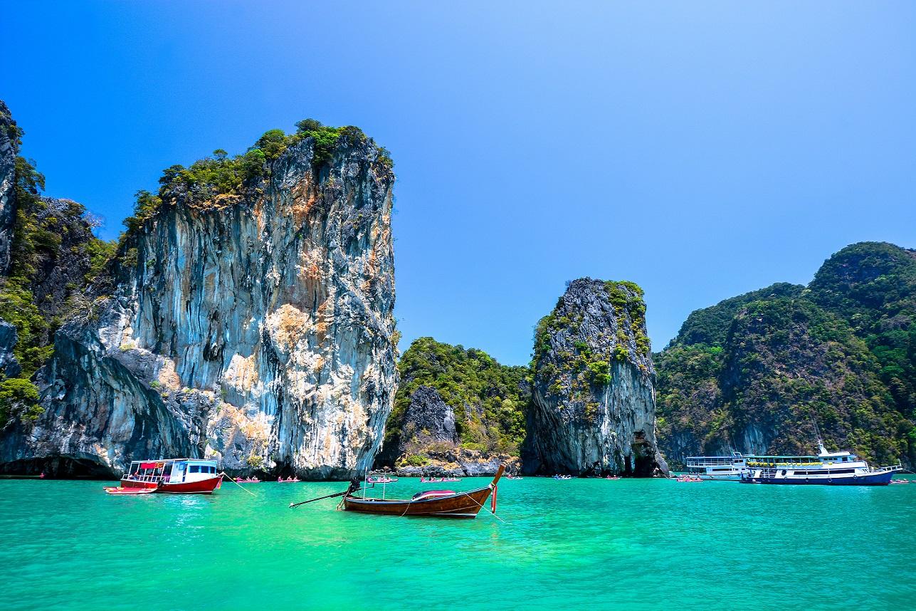 sailing holidays in Thailand, phuket
