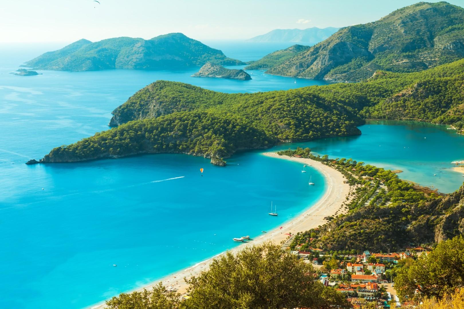 sailing holidays in turkey, Fethiye