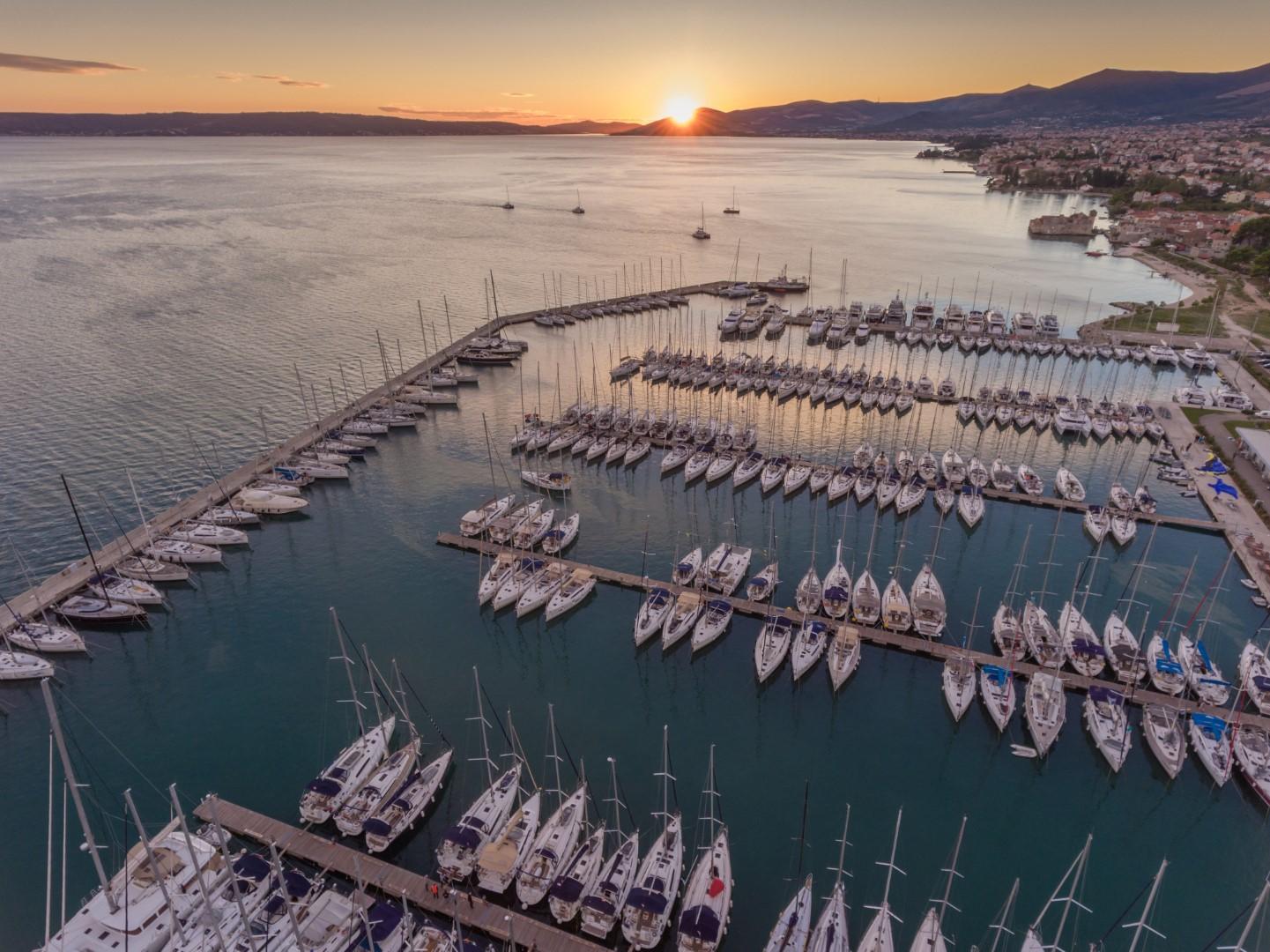 Marina Kastela, Split, Book a berth online