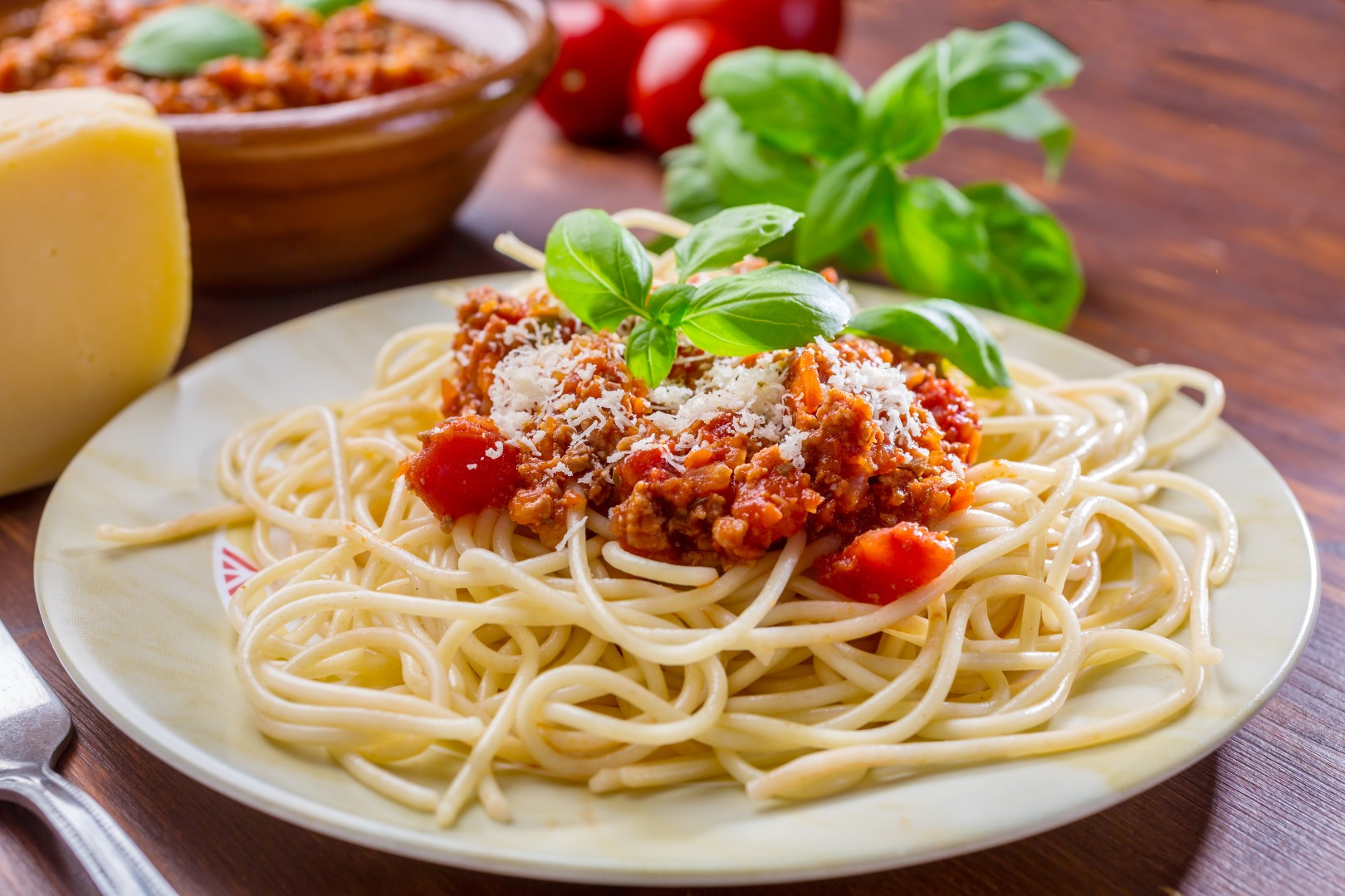 Simple meals - Spaghetti Bolognese