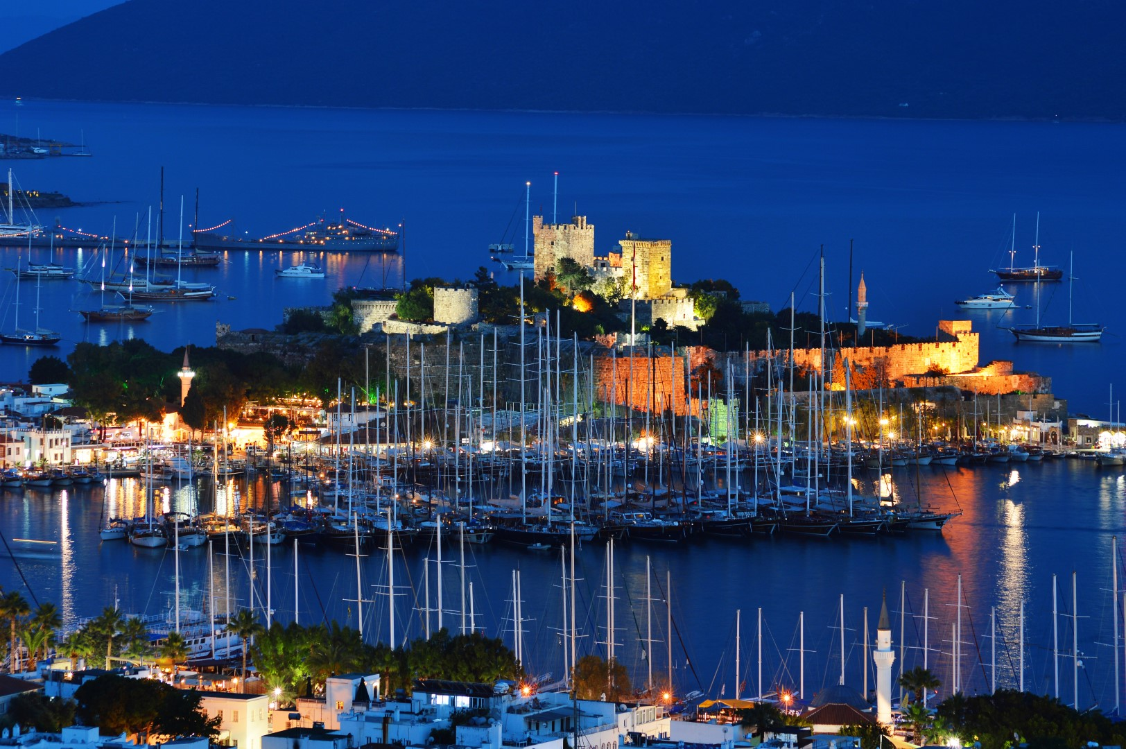 Yacht charter in Bodrum, Turkey