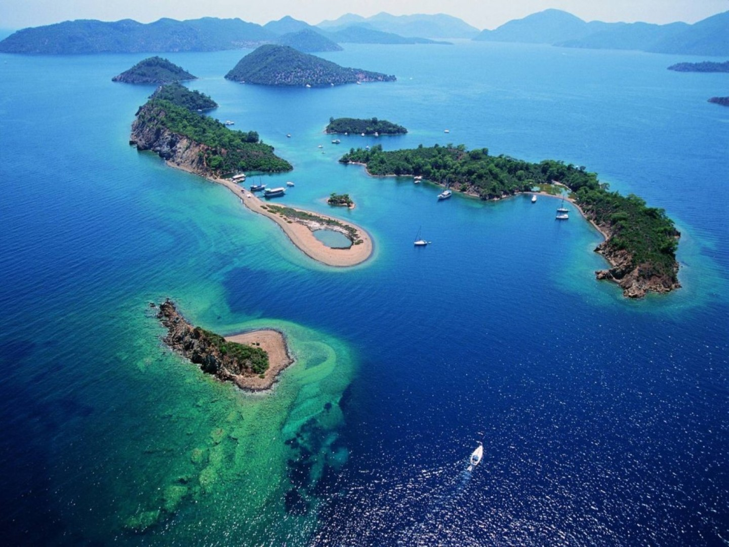 Yacht charter in Gocek, Turkey