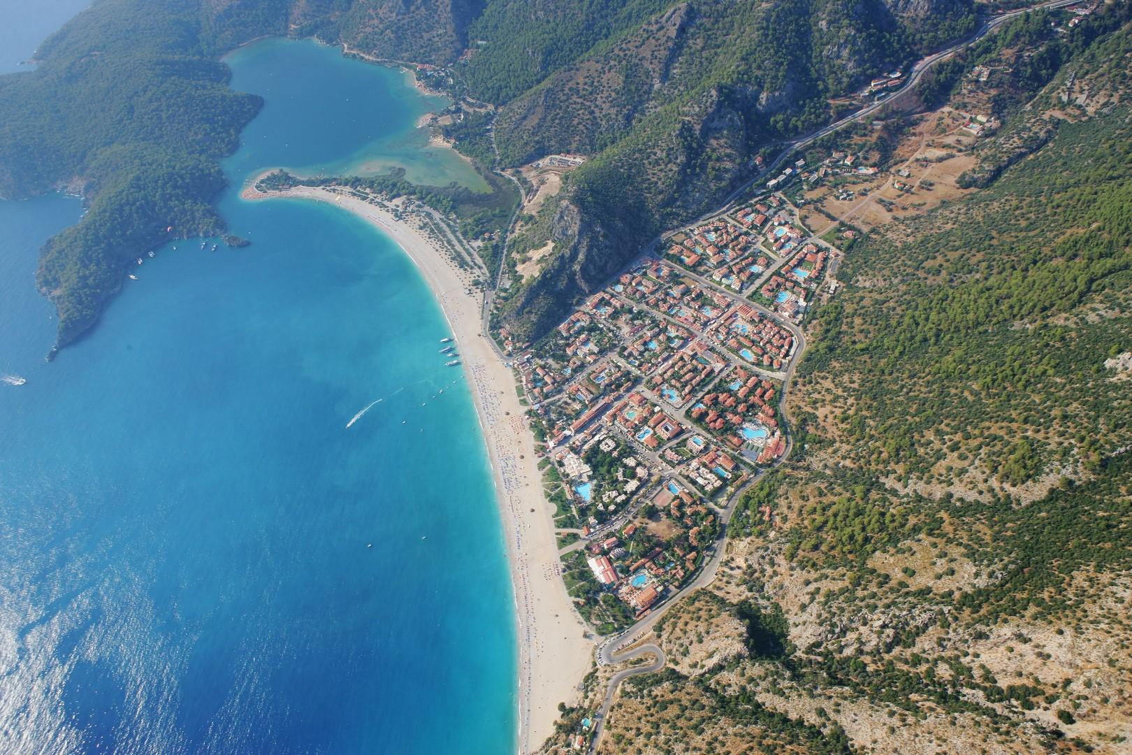 Yacht charter in Fethiye, Turkey