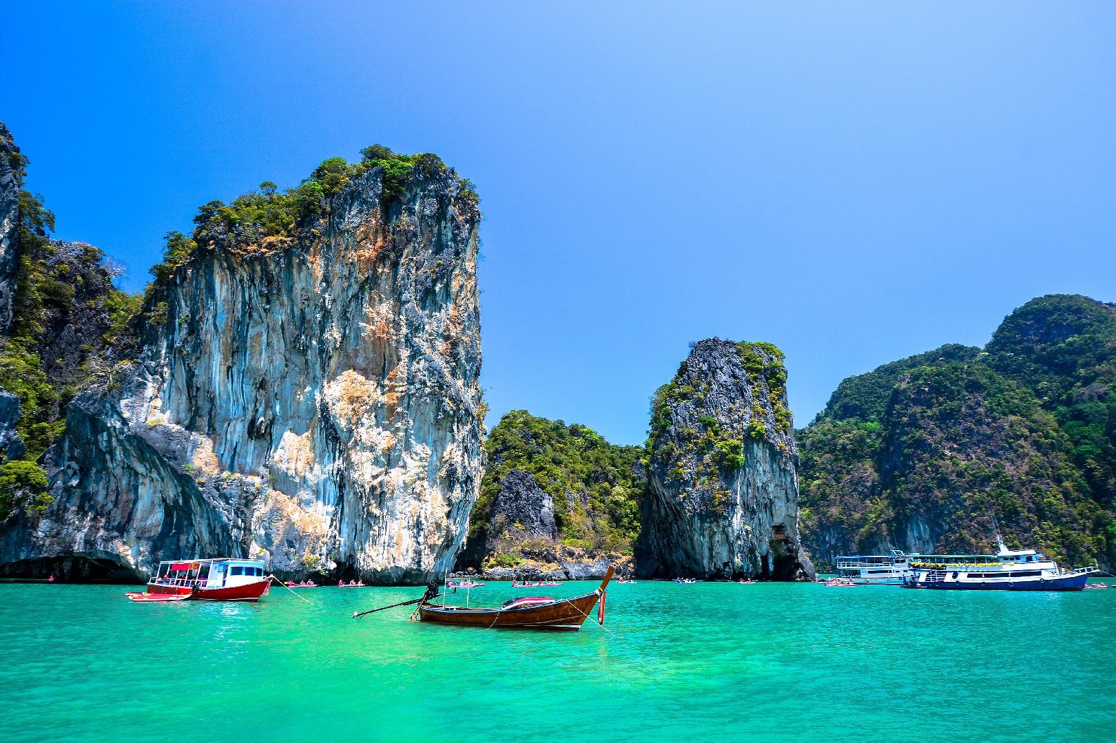 Thailand-sailing-Phuket