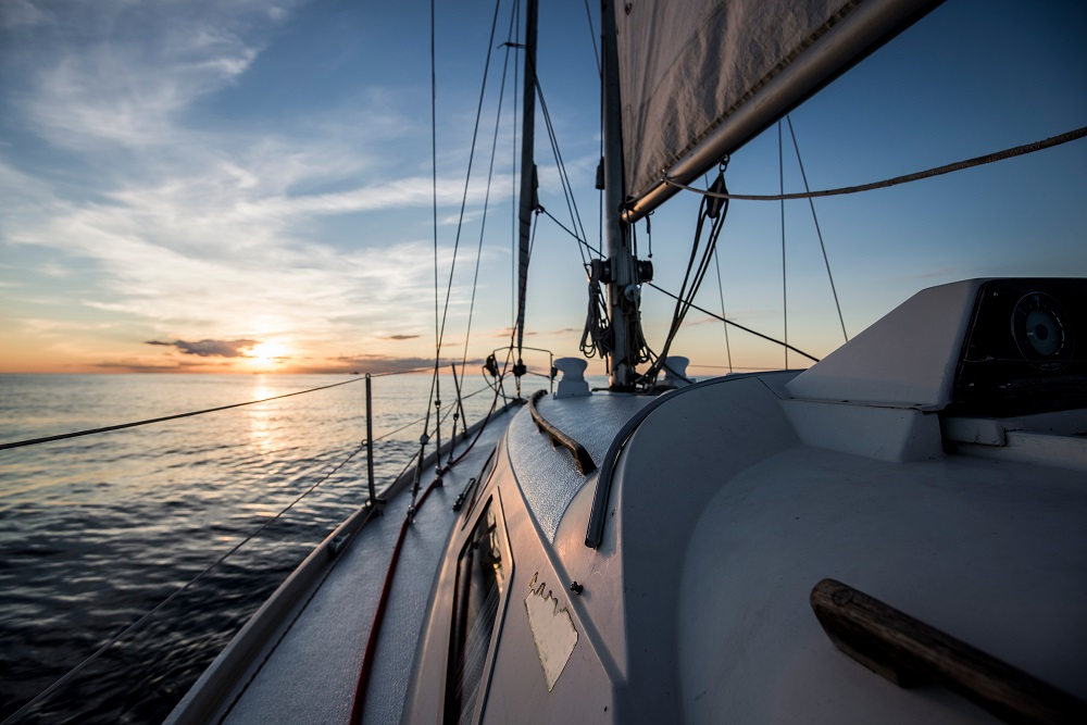 Leap of Faith - Sailing Book