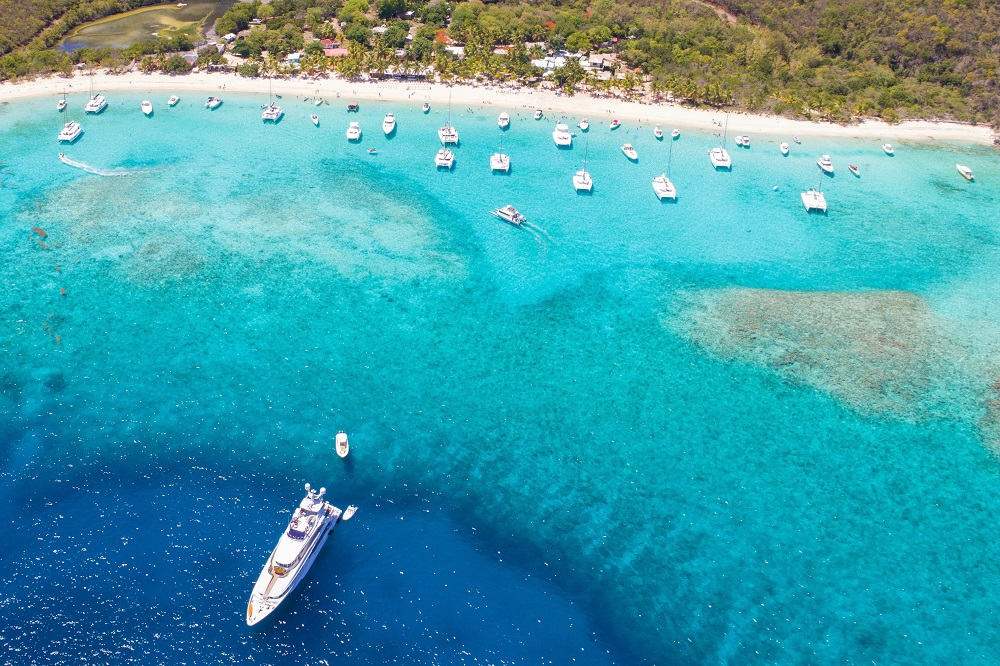 British Overseas territories: British Virgin Islands