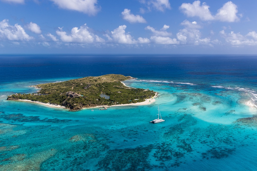 British Overseas territories: Virgin Gorda