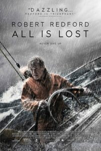 All Is Lost 2013 cover