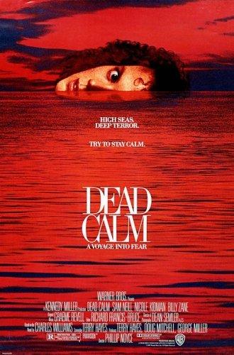 Dead Calm 1989 cover