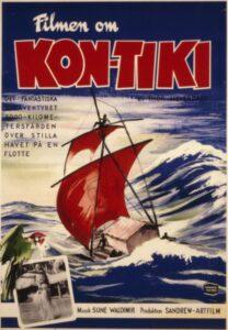 Kon-Tiki 1950 cover