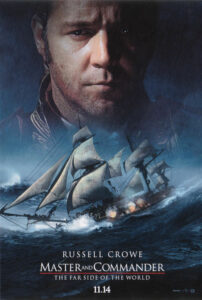 Master and Commander The Far Side of the World 2003 cover