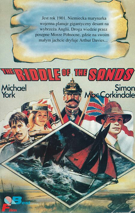 The Riddle of the Sands 1979 cover