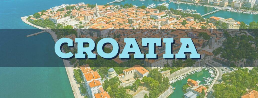 Top 10 Sailing Destinations: Croatia