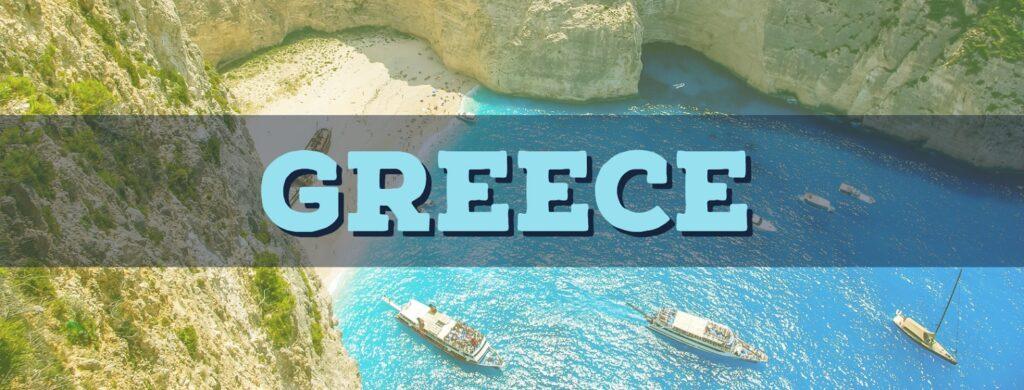 Top 10 Sailing Destinations: Greece