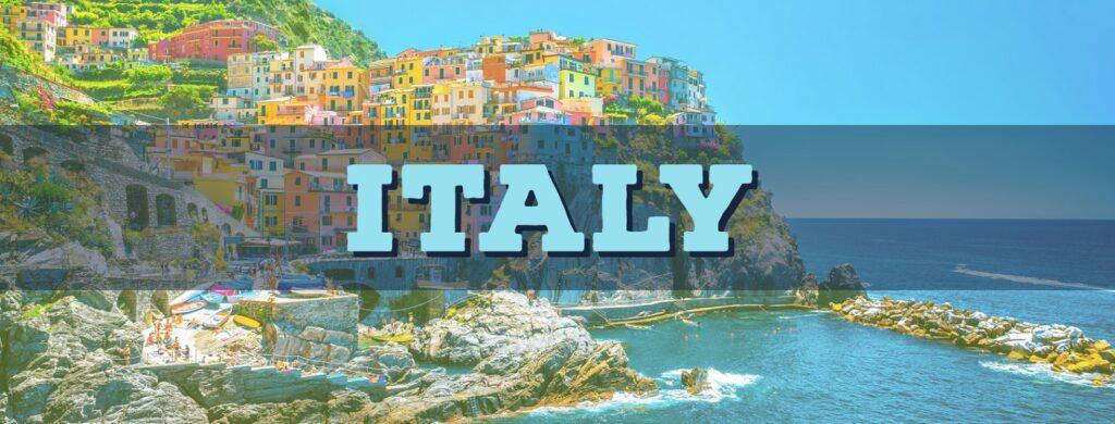 Top 10 Sailing Destinations: Italy