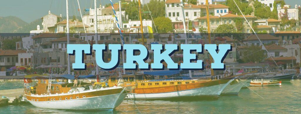 Top 10 Sailing Destinations: Turkey